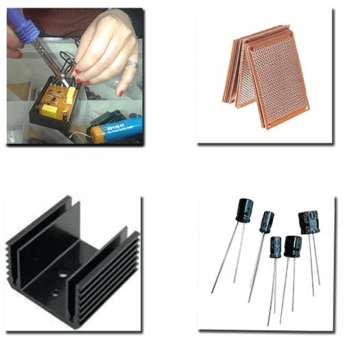 Ηλεκτρονικά Εξαρτήματα - Υλικά Κατασκευών