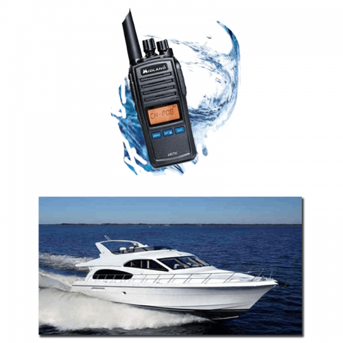 VHF Marine Φορητά - Κεραίες VHF