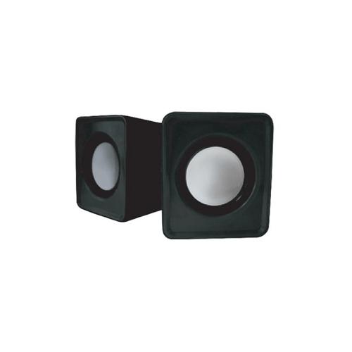 Ηχείο 2.0 Ch mini μαύρο χρώμα APPROX