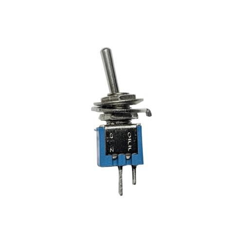SMTS-101-Μικροδιακόπτης supermini on-off 1.5A/250V 2P