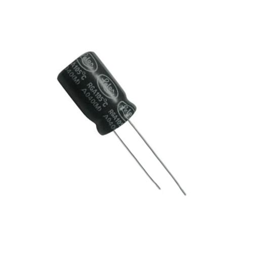 Πυκνωτής ηλεκτρολυτικός 470μF/63V