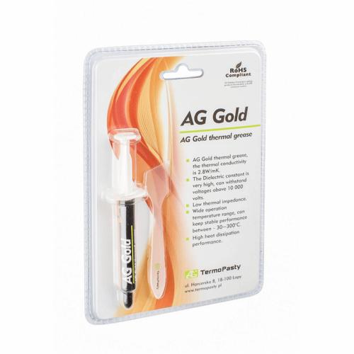 TERMOPASTY Θερμοαγώγιμη Πάστα GOLD AGT-106