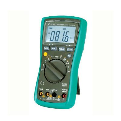 Πολύμετρο ψηφιακό MT-1217