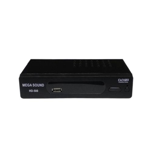MEGA SOUND Ψηφιακός δέκτης HD-500  DVB-T2